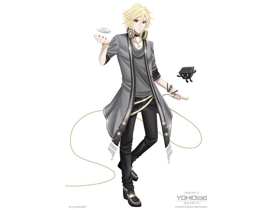 YOHIOloid (Vocaloid 3 Library)