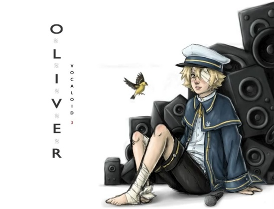 OLIVER (Vocaloid 3 Library)