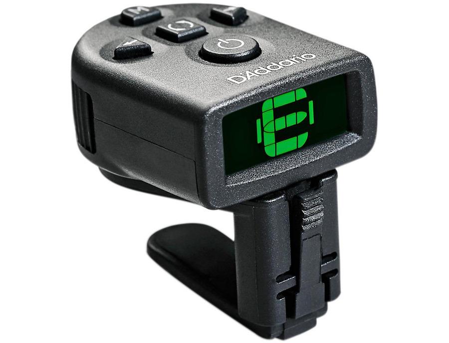 D addario ns micro clip on tuner xl