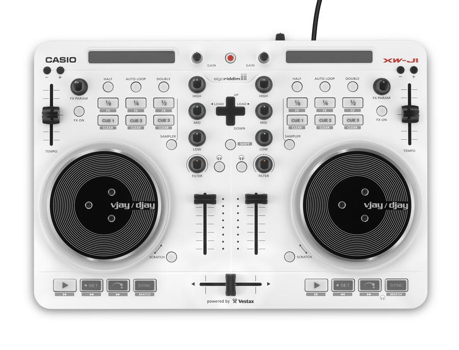 Casio XW-J1 DJ Controller