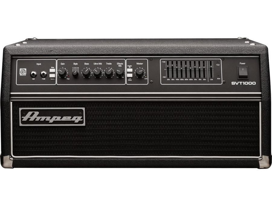Ampeg SVT1000 Bass Head
