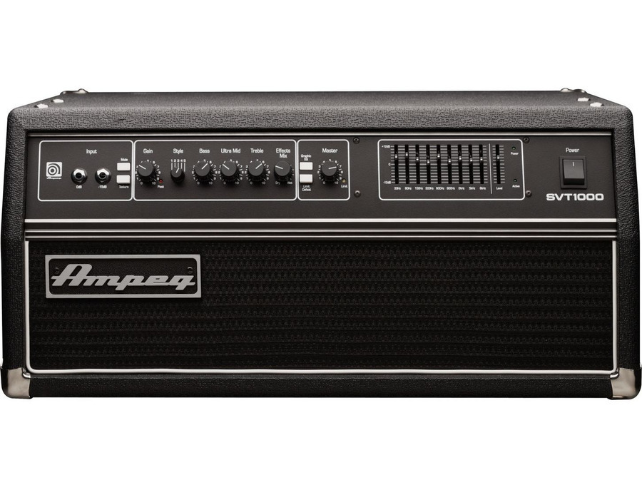 Ampeg SVT1000 Bass Head
