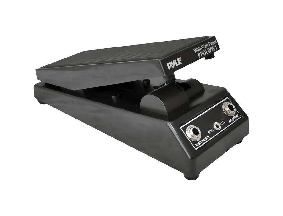 Pyle-Pro PPDLWW1 Wah-Wah Electric Guitar Pedal