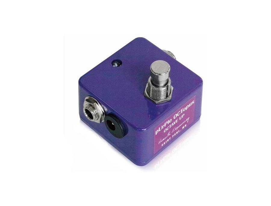 Henretta Engineering Purple Octopus