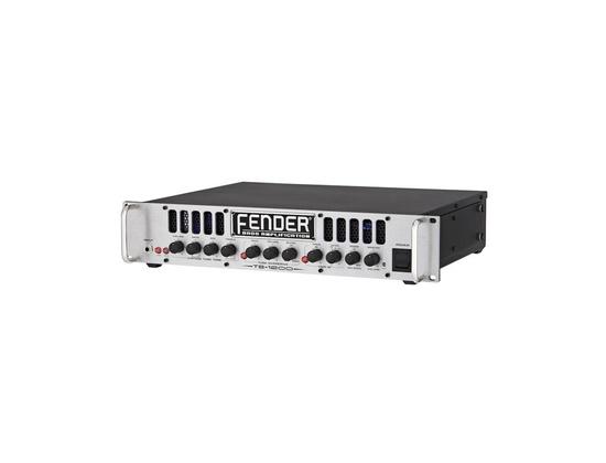 Fender TB-1200 Bass Amp Head