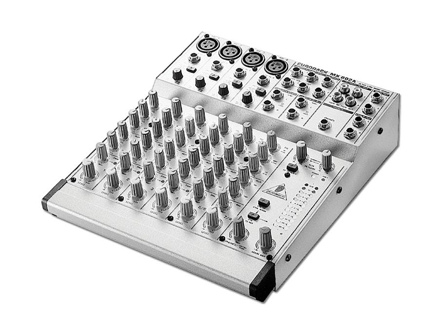 Berhinger Eurorack MX 802A