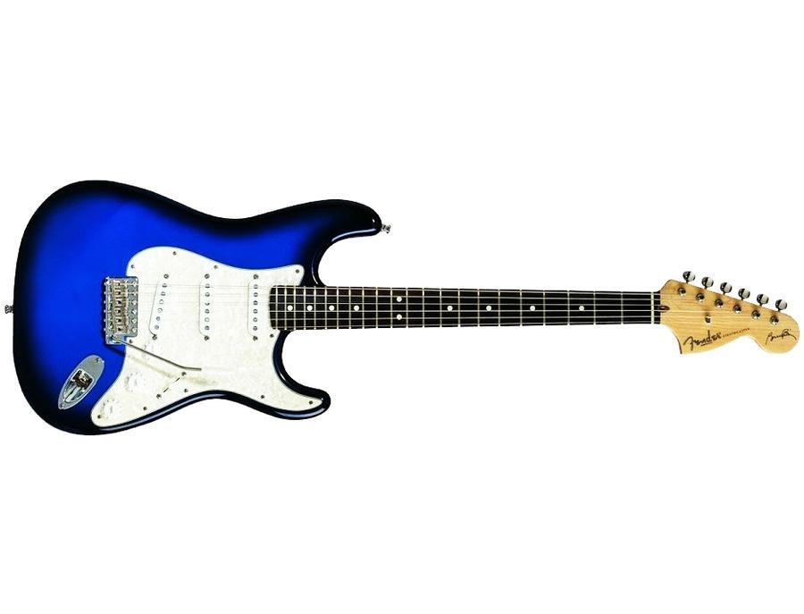 Fender Bonnie Raitt Stratocaster Blue Burst