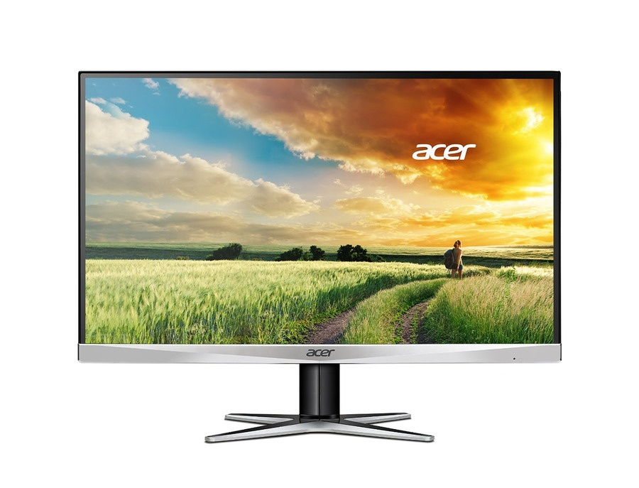 Acer WQHD monitor