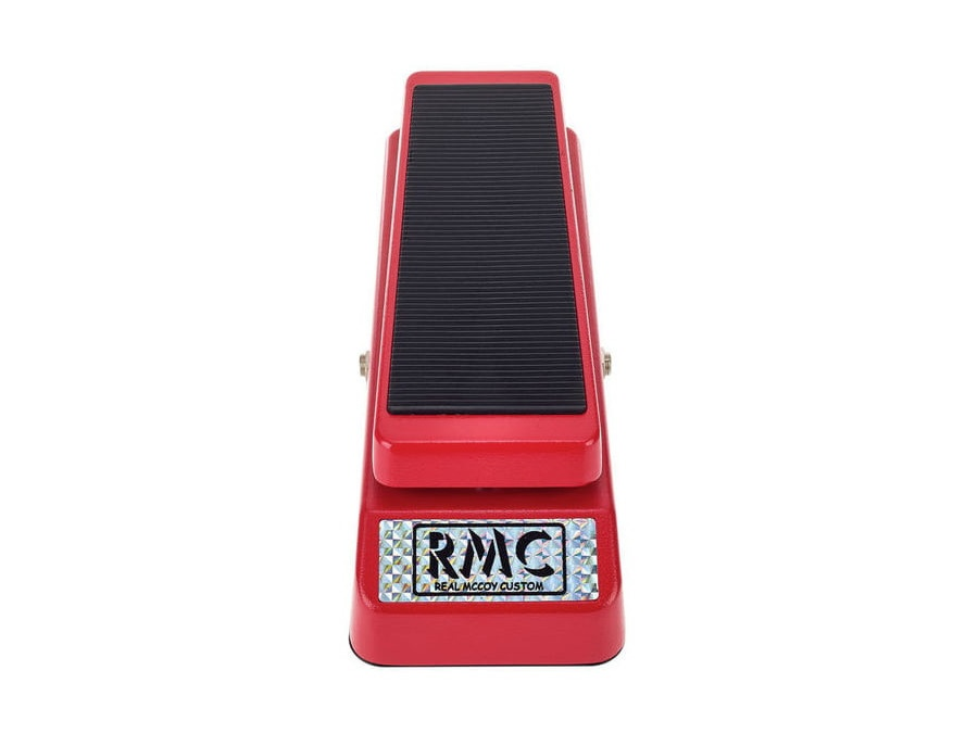 Real mccoy custom rmc5 wizard wah pedal xl