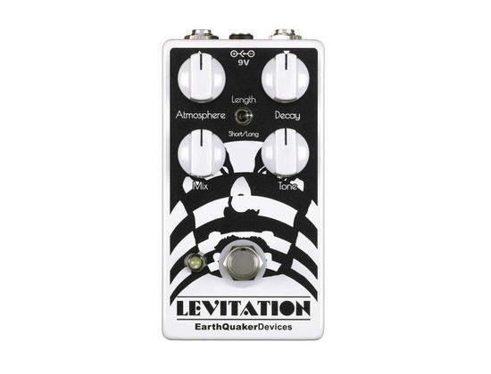 EarthQuaker Devices Levitation Reverb