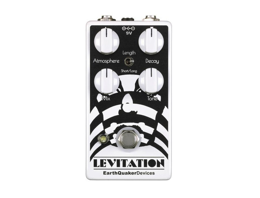 Earthquaker devices levitation reverb xl