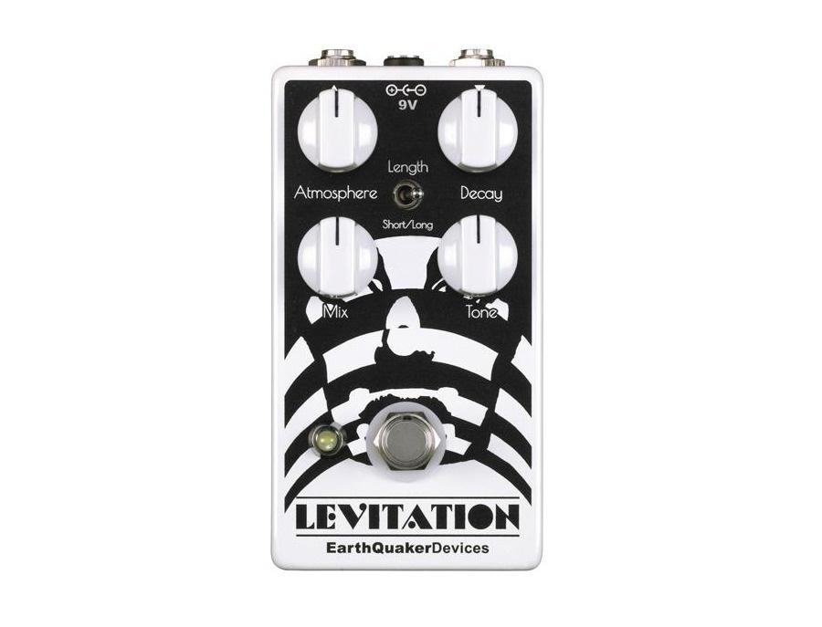 EarthQuaker Devices Levitation Reverb