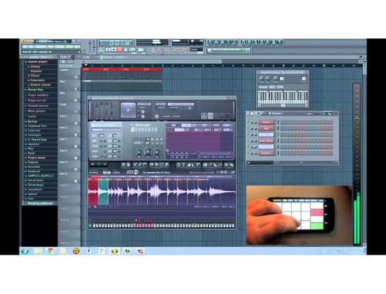 Image Line IL Remote Android/Iphone App for FL Studio