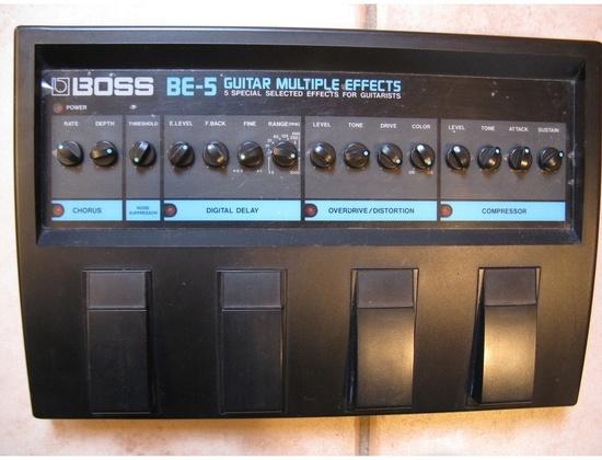 Boss BE-5