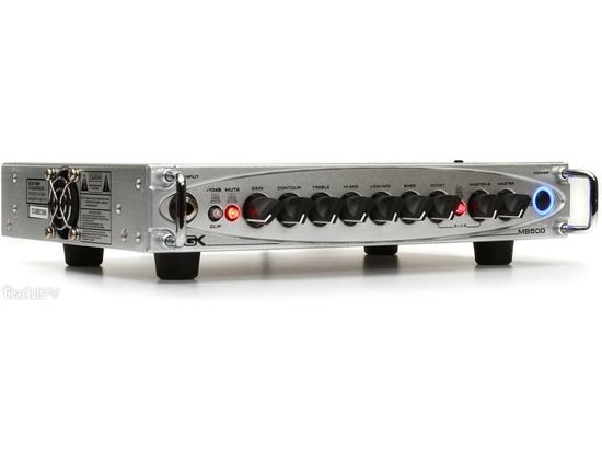 Gallien-Krueger MB500 500-Watt Ultra Light Micro Bass Head