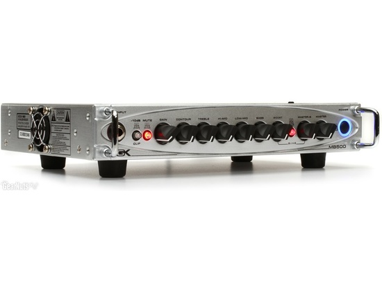 Gallien-Krueger MB500 500-Watt Ultra Light Micro Bass Head
