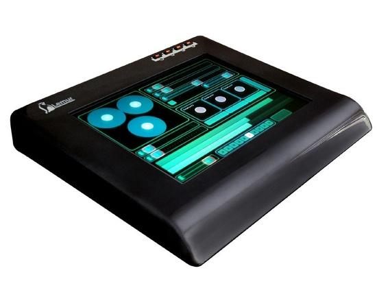 JazzMutant Lemur Multitouch Modular Controller
