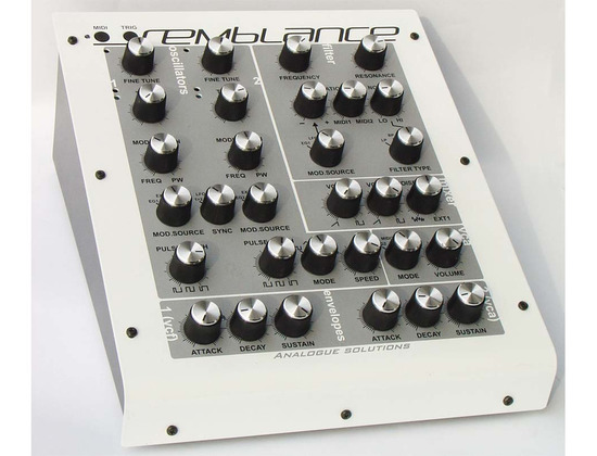 Analogue Solutions Semblance