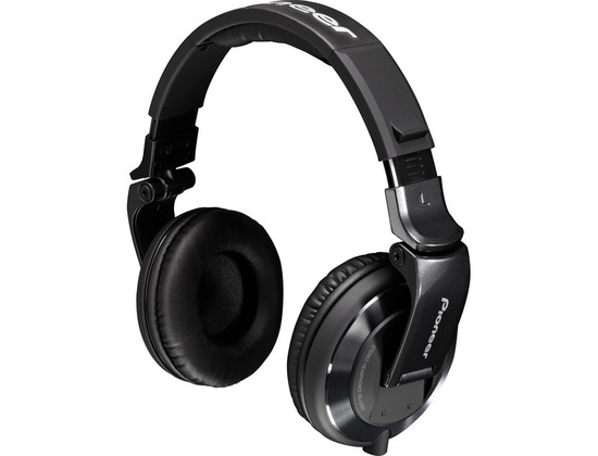 Pioneer HDJ-2000-K Black Headphones
