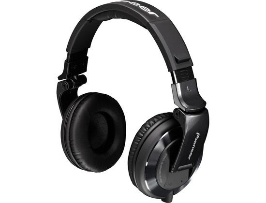 Pioneer HDJ-2000-K Black Headphones