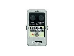 Electro harmonix nano soul preacher comp pedal s