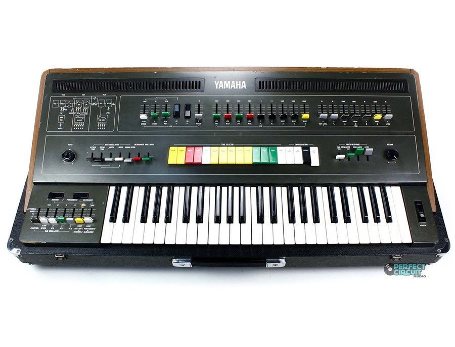 Yamaha CS-50 Synth