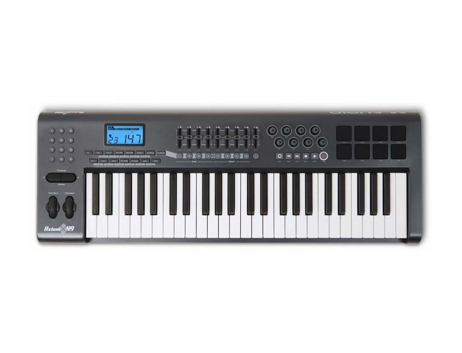 M-Audio Axiom Pro 49 49-Key USB MIDI Keyboard Controller (1st Gen)