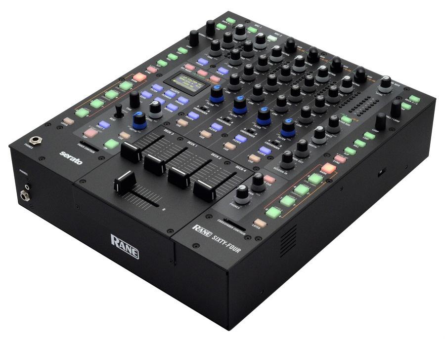 Rane sixty four performance mixer xl