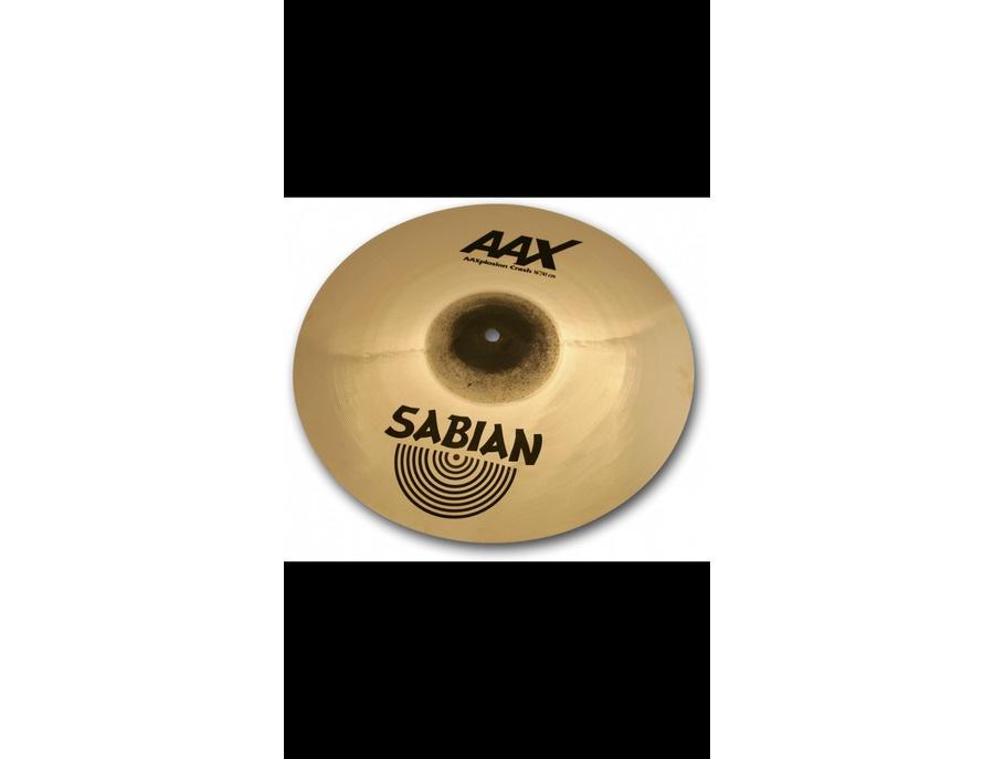 "Sabian 16"" AAX X-Plosion Fast Crash"