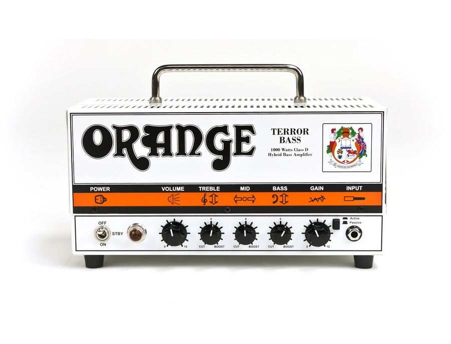 Orange BT1000-H Bass Terror Hybrid Bass Amplifier