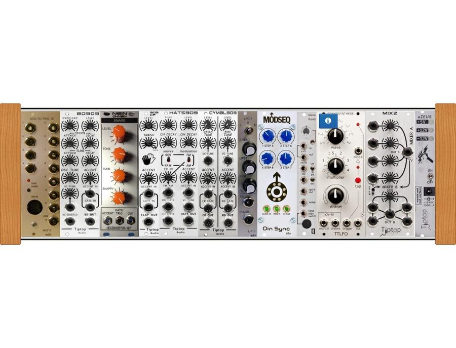 Tiptop Audio TR-909 Clone