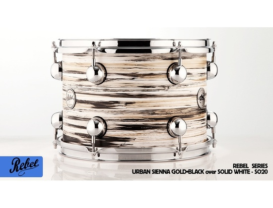 Drum Sound, ''Rebel series'', maple