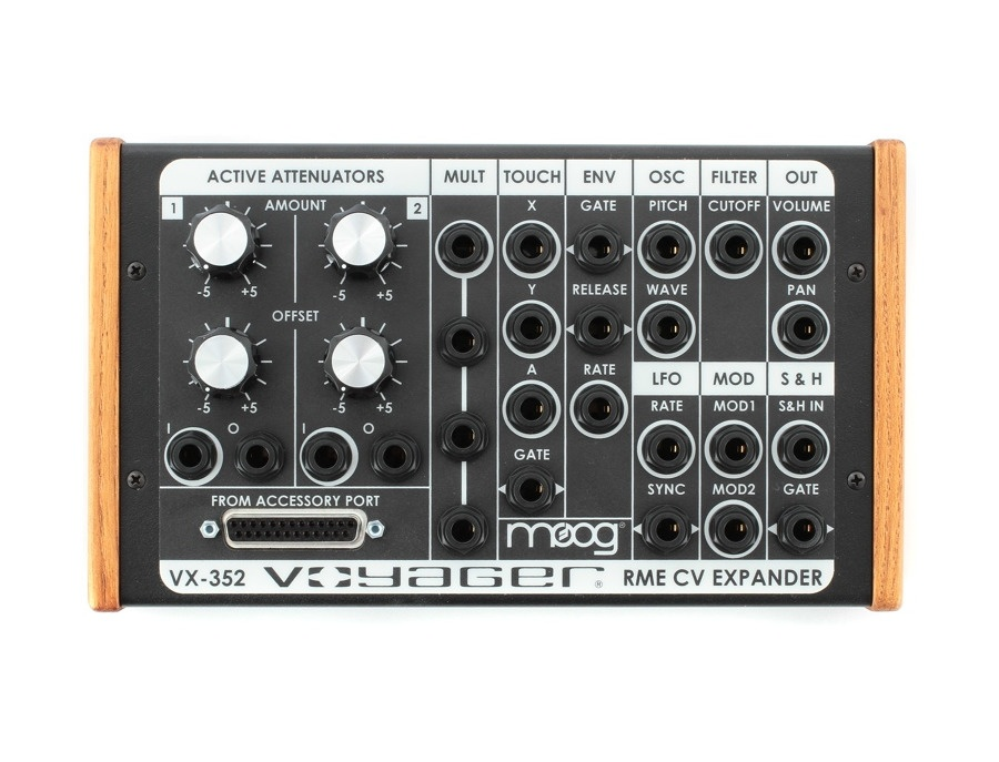 Moog VX-352 CV Input Expander for Minimoog Voyager RME