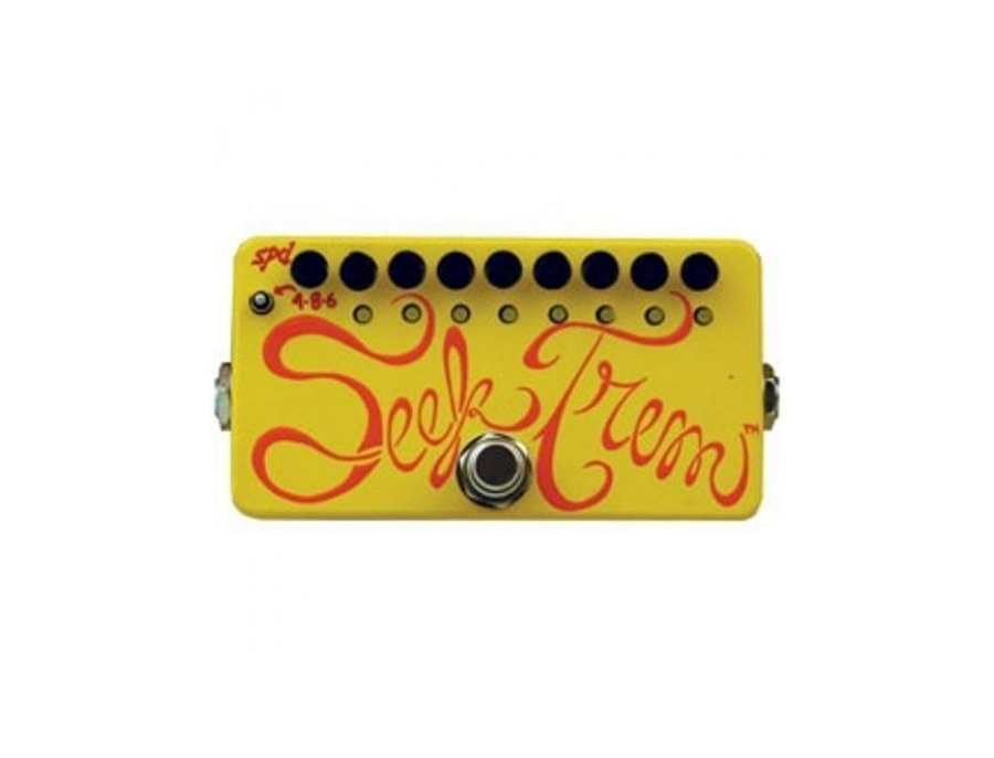 ZVex Effects Seek-Trem Hand Painted Tremolo