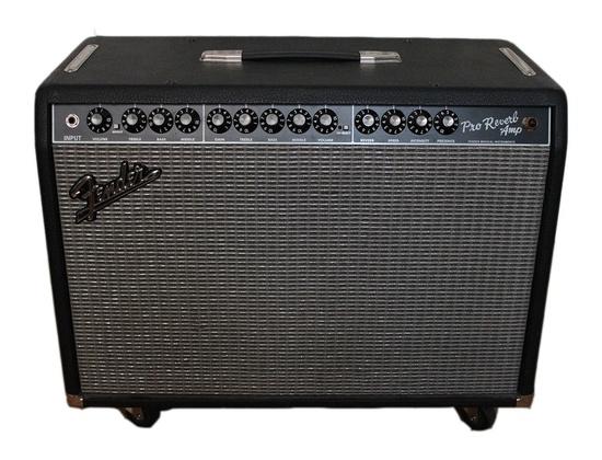 Fender Pro Reverb 115 Combo Amp