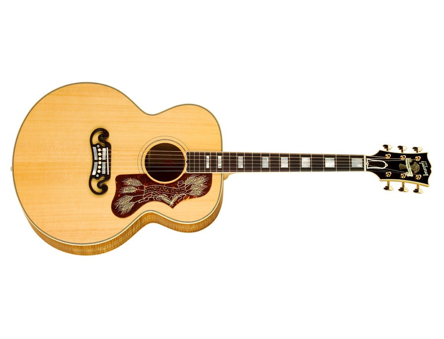 Gibson Montana Gold Flame Maple Acoustic Guitar
