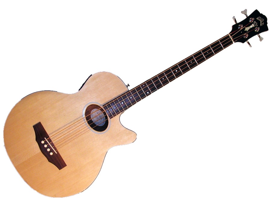 Guild B4CE Acoustic Bass
