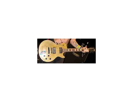 ESP Japan Les Paul Body Style (clear and unvarnished) guitar