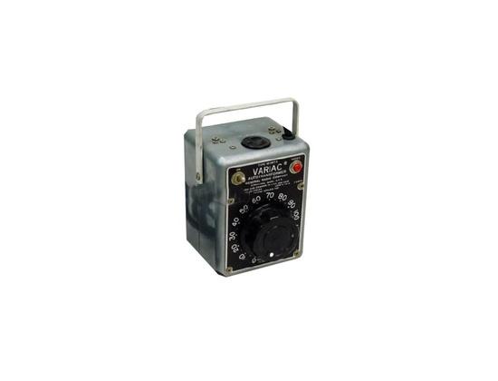 General Radio Company Variac Autotransformer