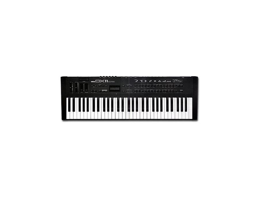 Yamaha DX11 FM Synthesizer