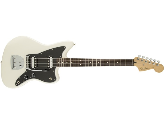 Fender Standard Jazzmaster HH Electric Guitar