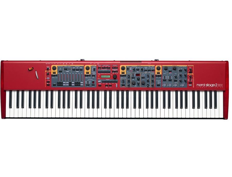 Nord Keyboards - Nord Stage 2 EX
