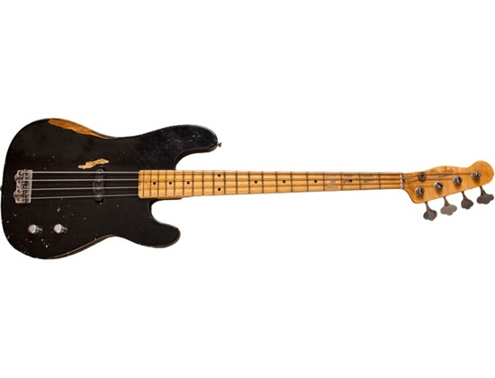 Fender Dusty Hill Signature Precision bass