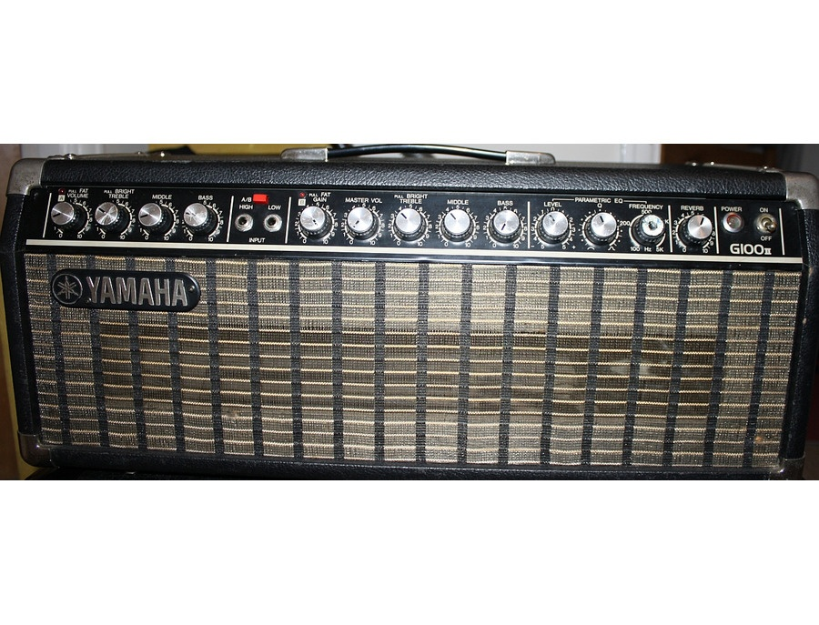 Yamaha G100 Guitar Head