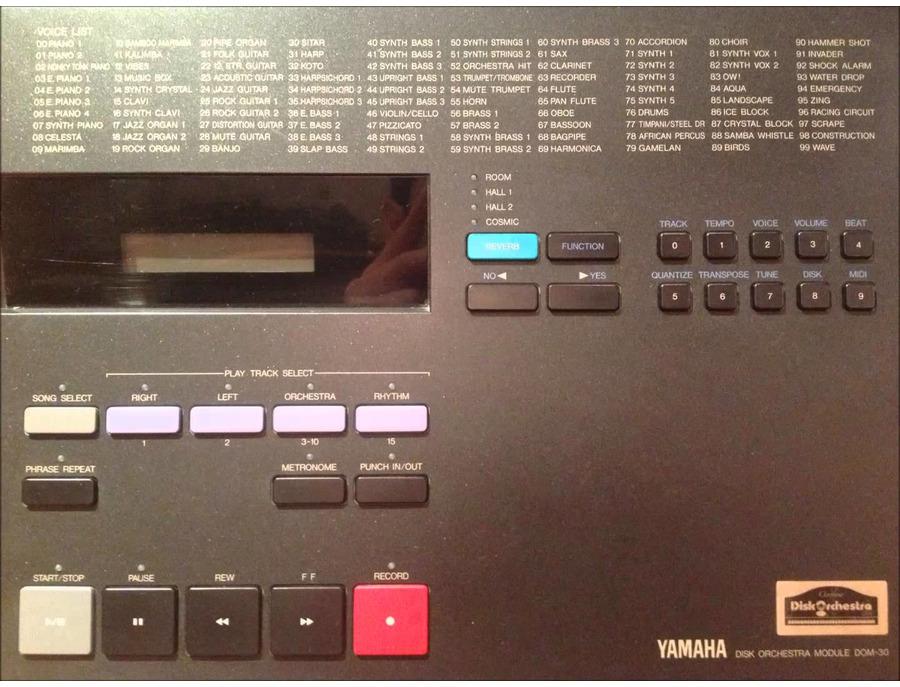 Yamaha DOM-30
