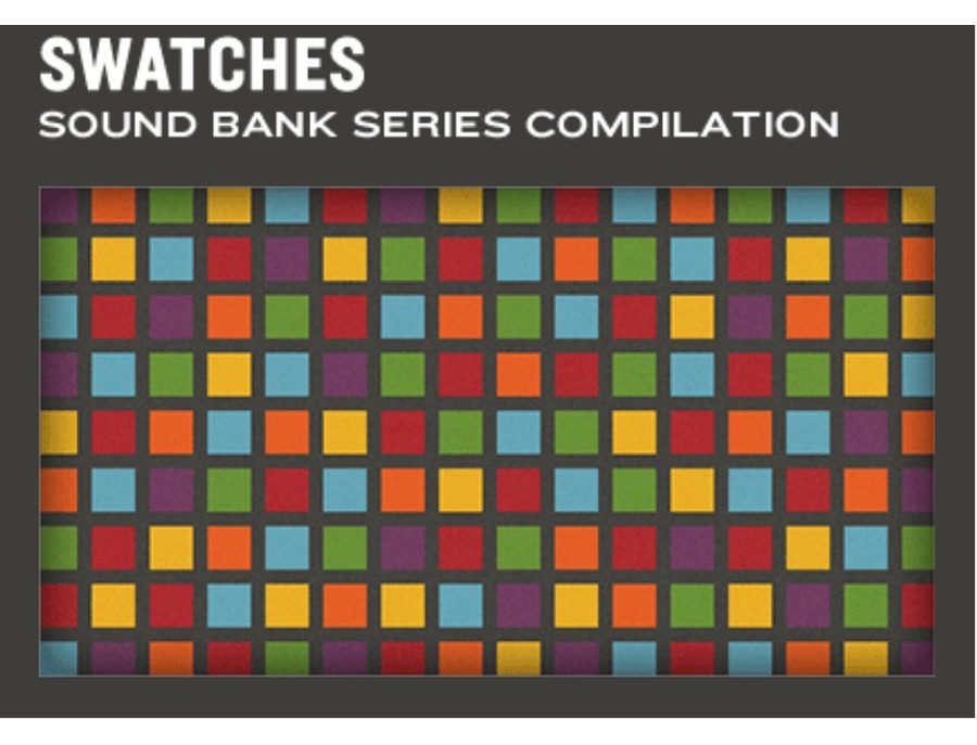 Applied Acoustics Swatches Sound Bank Series