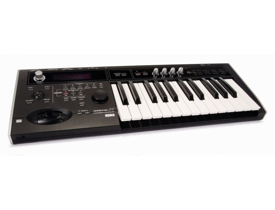 Korg microX Synthesizer/Controller