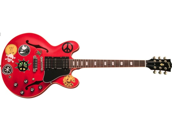 "Gibson Custom Alvin Lee ""Big Red"" ES-335"