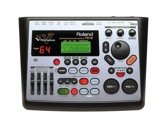 Roland Percussion Sound Module TD-8