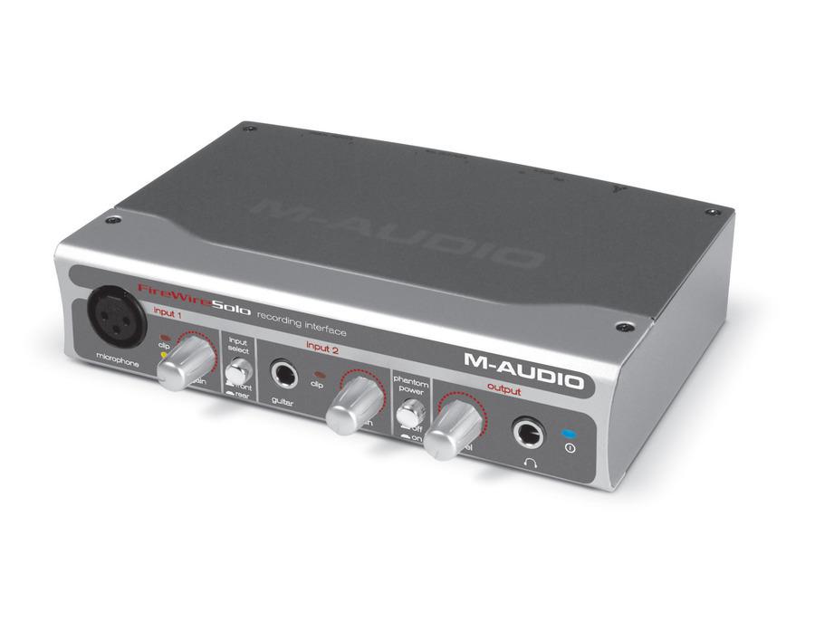 M-Audio FireWire Solo